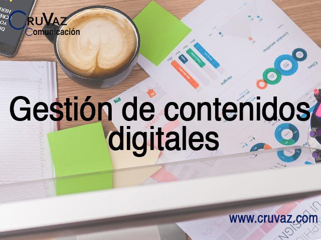 Curso: Generación de contenidos para plataformas digitales